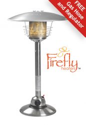 4KW Table Top Gas Patio Heater Firefly™