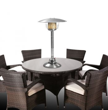 Firefly™ Table Top Gas Patio Heater 4KW