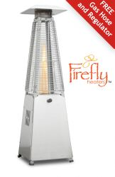 4KW Paros Table Top Gas Patio Heater by Firefly™
