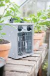 Variable Power 1-2KW Electric Greenhouse Heater