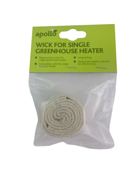 Replacement Wick for Paraffin Single-Element Greenhouse Heater