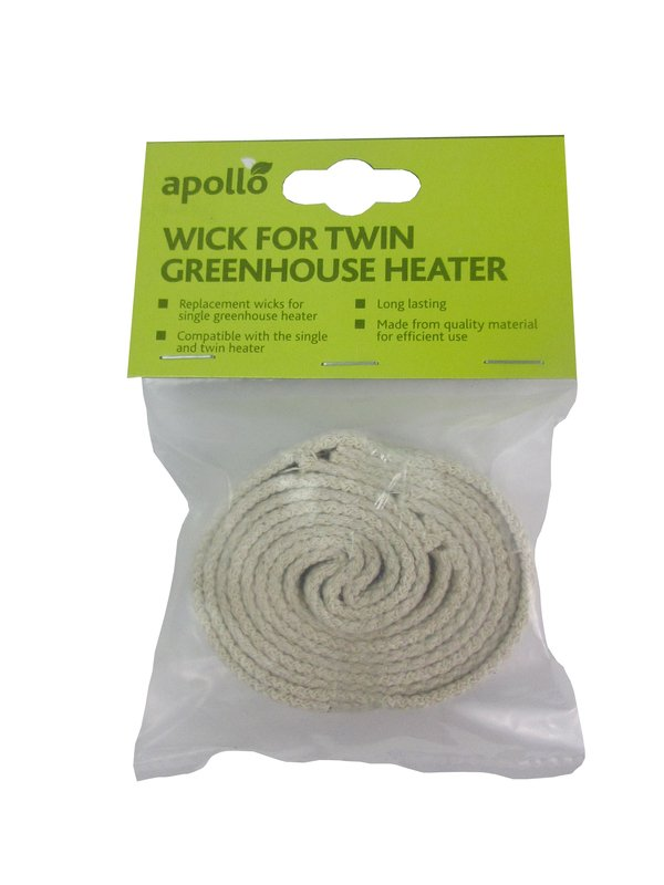 Replacement Wick for Twin-Element Greenhouse Heater