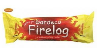 Gardeco Fire Log Chiminea Fuel