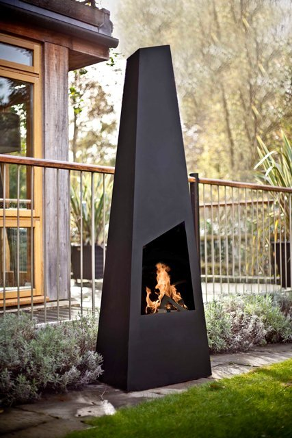 Chingo Steel Chimenea 163 449 99