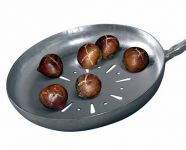 Steel Chestnut Roasting Pan