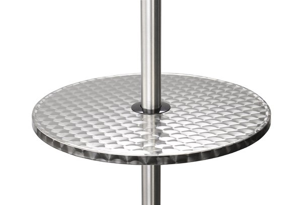 Firefly™ Stainless Steel Table - D60cm for OL1786SET2