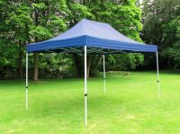 Standard 3m x 4.5m Foldable Pop Up Gazebo - Blue
