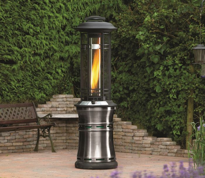 10kW Santorini Flame Gas Patio Heater