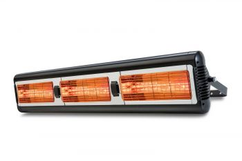Tansun Sorrento 6kW Quartz Bulb Infrared Electric Triple Heater