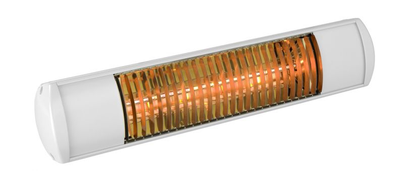Tansun RIO 2kW Grande Halogen Bulb Electric Infrared Heater