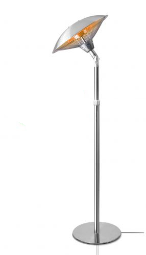 2.1kW Tilting Freestanding Electric Patio Heater by Firefly�