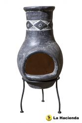 Diamond Chimenea - 70cm