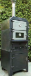 Garth Living Outdoor Wood Fired Oven & Smoker