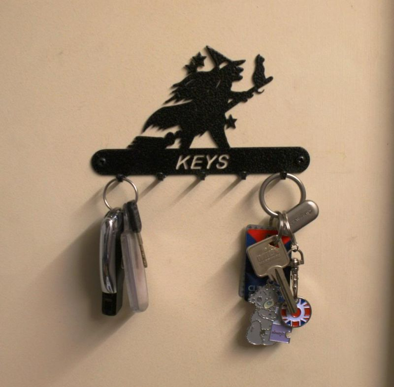 Witch Key Holder