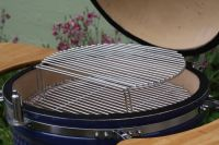 Raised Secondary Grill - Kamado Oven Accessory