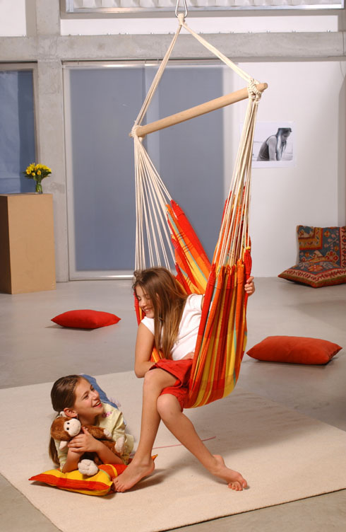 Brasil Papaya Hanging Chair - by Amazonas™