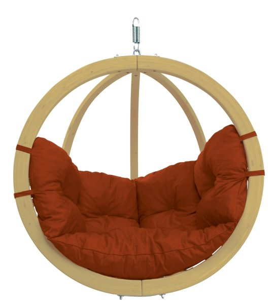 Globo Chair Terracotta