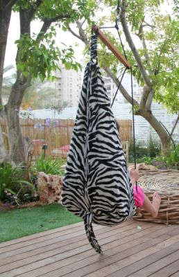 Hang Mini Zebra Hanging Chair