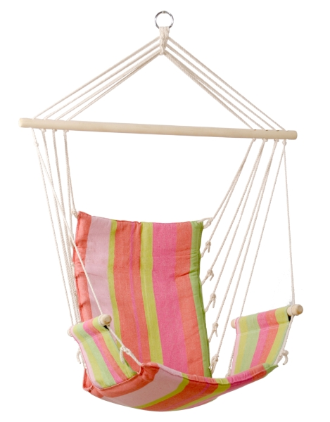 Palau Bubblegum Hanging Chair