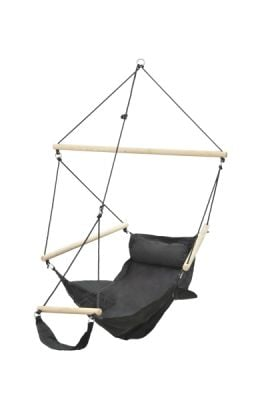 Swinger Black Hanging Chair