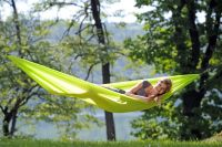 Hammock Travel Set Lime Green