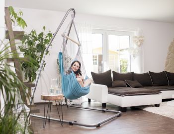 Luna Hanging Chair Stand - by Amazonas™