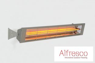 Alfresco 3kW Halogen Bulb Infrared Electric Wall Mounted Heater