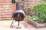 Lexie Bronze Chiminea by Gardeco™