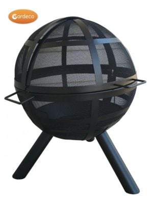 Ison Steel Ball Fire Pit - Dia60cm by Gardeco™