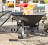 Classic Cast Iron Firebowl - Dia74cm by La Hacienda™