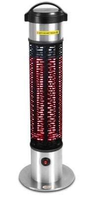 Firefly™ 1.2kW Freestanding Electric Safety Heater