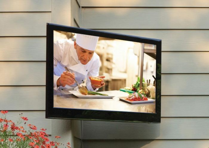 ProofVision Outdoor High Brightness Garden Television - 65""
