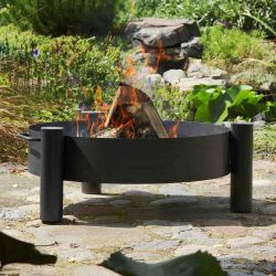 Norfolk Leisure 80cm Haiti Fire Bowl