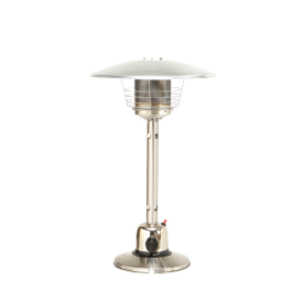 4kW Sirocco Table Top Gas Patio Heater