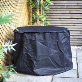 90cm Large Premium Firepit Cover by La Hacienda™