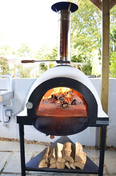 Outdoor Royal Portable Wood Fired Pizza Oven 1 8m 163 949 99