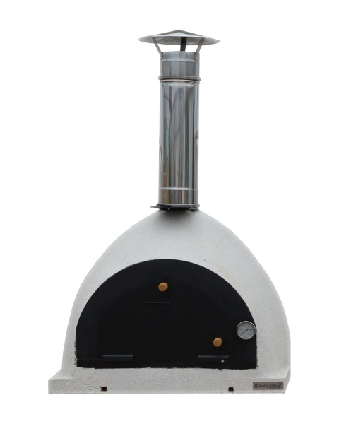 Outdoor Royal Wood Fired Pizza Oven - 1.1m