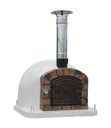 Outdoor Premier Wood Burning Pizza Oven - 1.3m