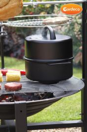 Teflon Food Smoker D26.5cm by Gardeco™