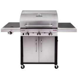 New Performance Series™ 340S Gas Barbecue with TRU-Infrared™ Technology - by Char-Broil