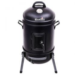 Charcoal Bullet Smoker in Black - by Char-Broil