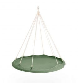1.5 Nomad TiiPii Bed - Medium Hanging Day Bed -  Green
