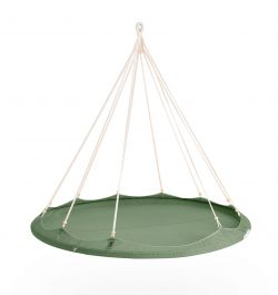 1.8 Nester TiiPii Bed - Large Hanging Day Bed - Green