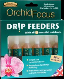 Orchid Focus Drip Feeders By Growth Technology