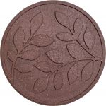 Reversible EcoTrend Stepping Stone Leaves in Terracotta - Pack of 4