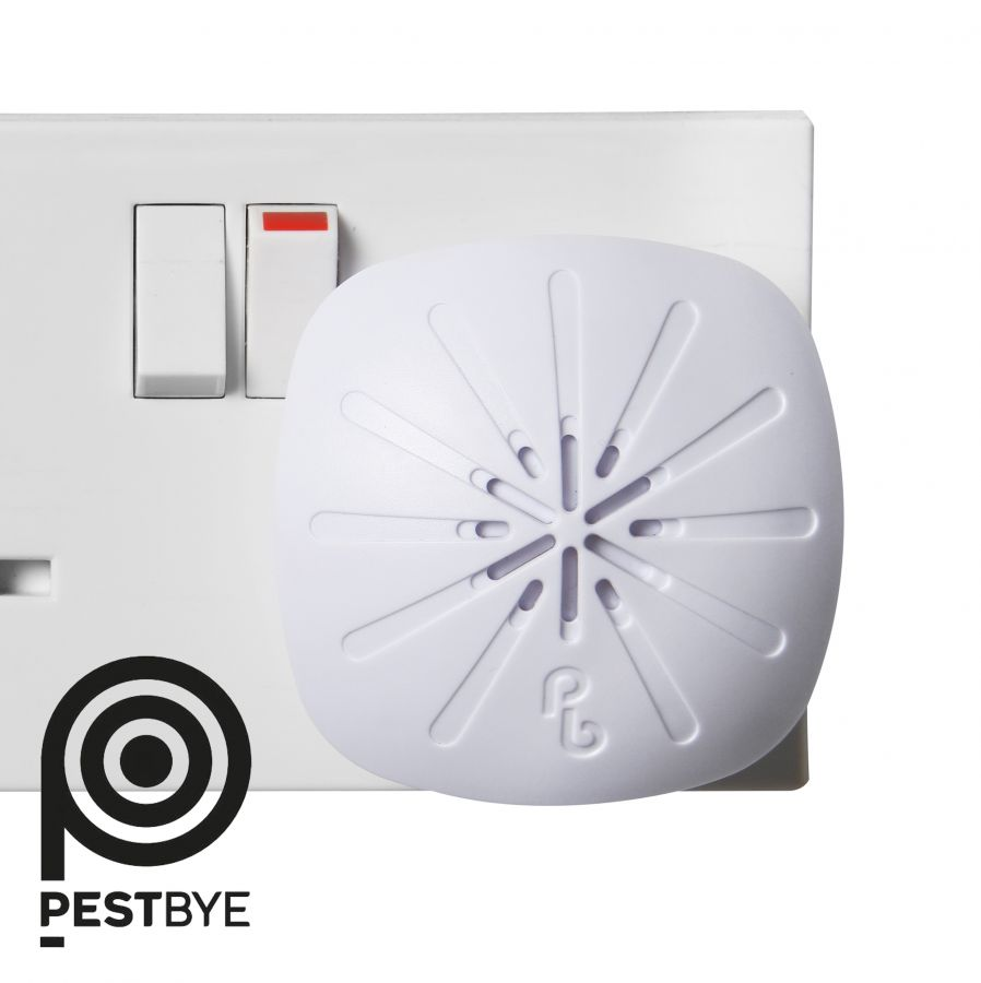 Ultrasonic Mouse Control 400 Plug - Single Room By PestBye®