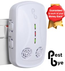 PestBye® Advanced Rat and Mouse Repeller - Whole House