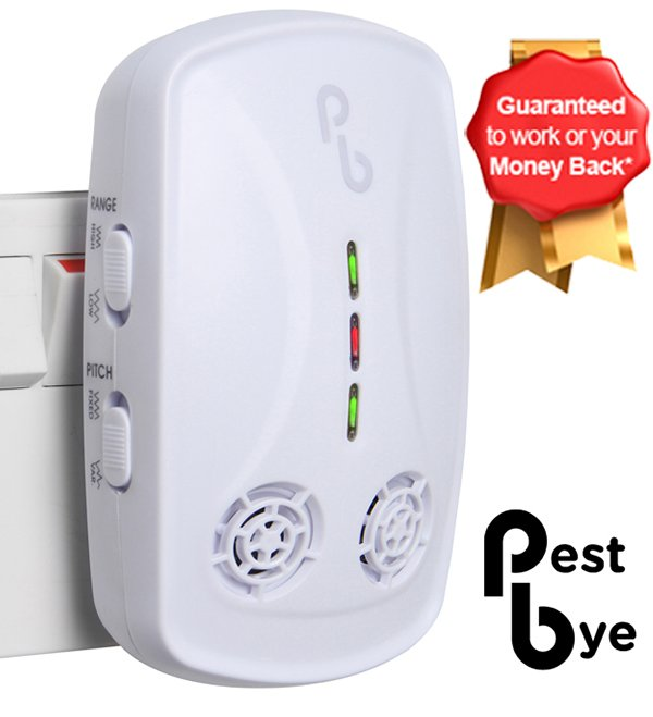 Advanced Rat and Mouse Repeller - Whole House, By PestBye®