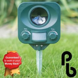 Solar Cat Repeller By PestBye®
