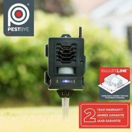 Smart Cat Repeller System - Battery Powered by PestBye®